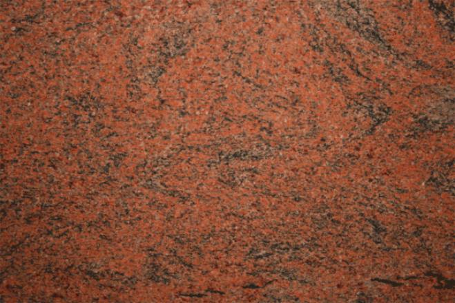 Arbeitsplatte Granit multicolor 450 mm