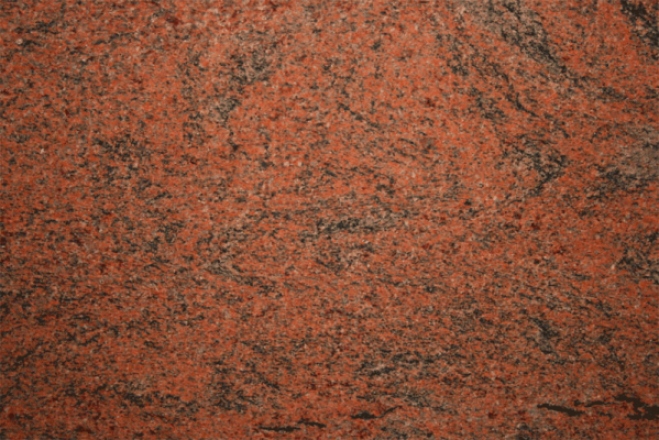 Arbeitsplatte Granit multicolor 1950 x 426 mm