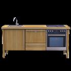 Singleküche 1.1 mit Geschirrspüler